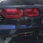 2014 Chevrolet Corvette Stingray convertible tail lights