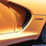 2014 Dodge Viper Time Attack air intake