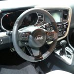 2014 Kia Optima Hybrid interior