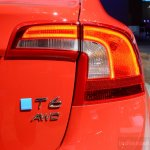 2014 Volvo S60 R-Design taillights
