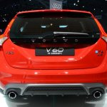 2014 Volvo V60 R-Design rear