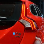 2014 Volvo XC60 R-Design tail lamps