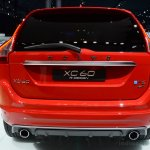 2014 Volvo XC60 R-Design rear