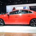 2014 Volvo S60 R-Design side