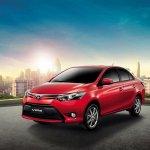 2014 Toyota Vios front three quarters