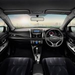 2014 Toyota Vios dashboard