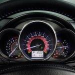 2014 Toyota Vios instrument binnacle