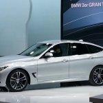 BMW 3 Series GT Geneva motor show live side