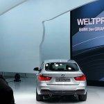 BMW 3 Series GT Geneva motor show live rear