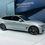 BMW 3 series GT geneva motor show live right side
