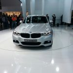 BMW 3 series GT geneva motor show live front