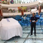 Ford Ecosport unveiling by Mr. Vinay Piparsania