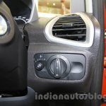 Ford Ecosport headlight switch