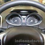 Ford Ecosport speedometer