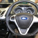 Ford Ecosport cockpit