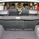 Ford Ecosport luggage space