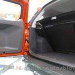 Ford Ecosport rear door ajar