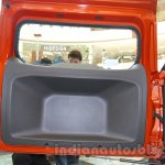 Ford Ecosport rear door from inside