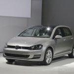 2015 VW Golf front three quarters