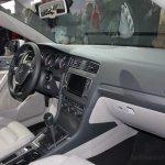 2015 VW Golf dashboard