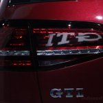 2015 VW Golf GTI tail light