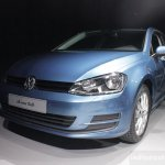 2015 VW Golf in New York Auto Show 2013