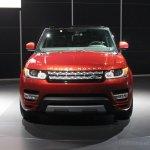 2014 Range Rover Sport front fascia