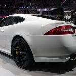 Jaguar XKR-S GT rear three quarters