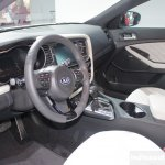 2014 Kia Optima dashboard