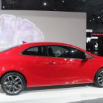 2014 Kia Forte Koup side view