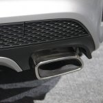Mercedes CLA 45 AMG exhaust tip
