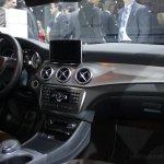 Mercedes CLA 45 AMG dashboard view