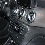 Mercedes CLA 45 AMG center console
