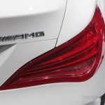 Mercedes CLA 45 AMG tail lamp