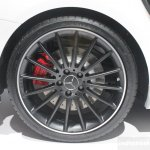 Mercedes CLA 45 AMG alloy wheel design