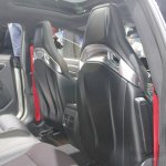 Mercedes CLA 45 AMG front seat backs
