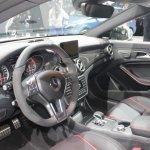 Mercedes CLA 45 AMG cockpit