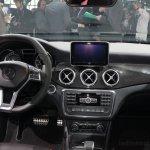 Mercedes CLA 45 AMG dashboard