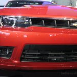 Chevrolet Camaro SS grille
