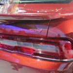 Chevrolet Camaro SS taillight