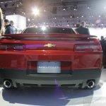 Chevrolet Camaro SS rear fascia