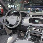 2014 Range Rover Sport cockpit