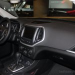 2014 Jeep Cherokee dashboard
