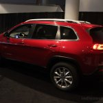 2014 Jeep Cherokee rear three quarter left