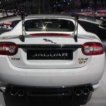 Jaguar XKR-S GT rear
