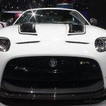 Jaguar XKR-S GT front fascia