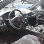 Jaguar XKR-S GT cockpit