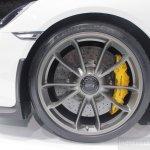 2014 Porsche 911 GT3 wheel