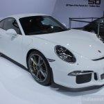 2014 Porsche 911 GT3 front three quarters