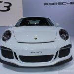 2014 Porsche 911 GT3 front view